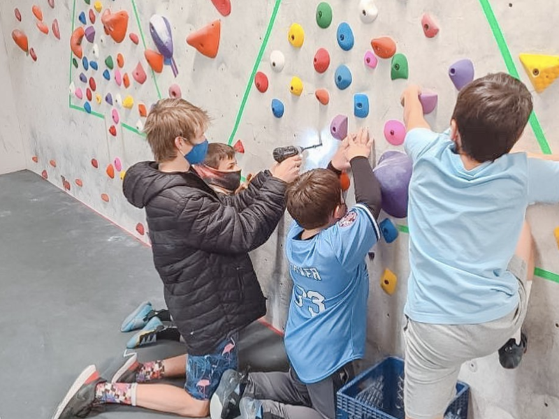 Staying Healthy to Stay Active in the Gym, Aesthetic Climbing Gym's COVID Policies